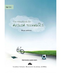 THE HANDBOOK FOR MUSLIM TEENAGERS BOYS EDITION E-Book